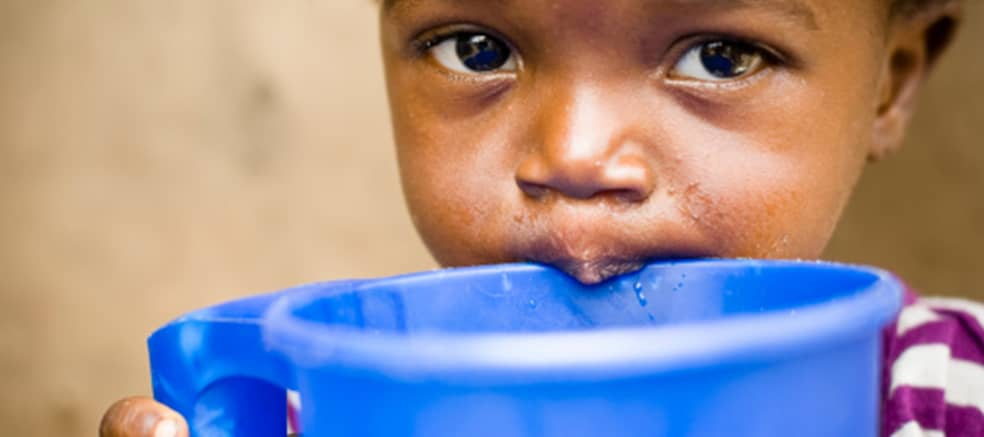 The water and sanitation crisis claims more lives through disease than any war claims through guns.